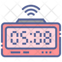 Digital alarm Icon