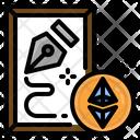 Digital Artwork Icon