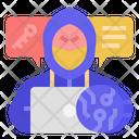 Digital Asset Criminals Icon