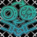 Digital Asset Dealer Partner Exchange Icon