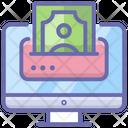 Digital Banking Online Banking Ebanking Icon