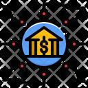 Banking System Transaction Icon