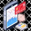 Online Banking Digital Banking Banking App Icon