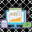 Digital Business Icon