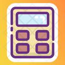 Calculator Calculation Maths Calc Icon