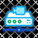 Digital Camcorder Voip Icon