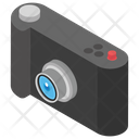 Digital Camera Webcam Photographic Equipment Icon