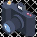 Digital Camera Camcorder Photographic Equipment Icon