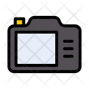 Camera Dslr Photography Icon