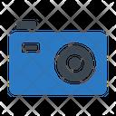 Camera Capture Shutter Icon