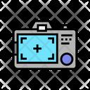 Screen Photo Camera Icon