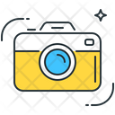 Digital Camera Camera Photograph Icon