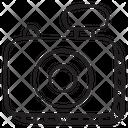 Digital Camera Camera Camcorder Icon