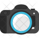 Digital Photograpy Equipment Icon