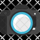 Digital Photograpy Equipment Icon