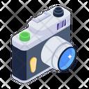 Digital Camera Photographic Equipment Camcorder Icon