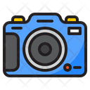 Digital Camera Dslr Photo Camera Icon