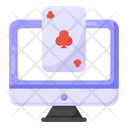 Digital Game Digital Card Game Card Game Icon