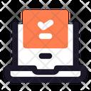 Digital Certificate Icon