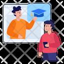 Digital Classroom Icon