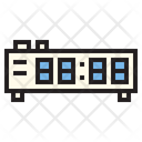 Digital clock Icon