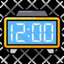 Digital Clock Electric Trimmer Alarm Clock Icon