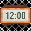 Digital Clock Clock Modern Timer Icon