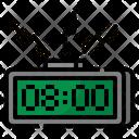 Alarm Clock Digital Icon