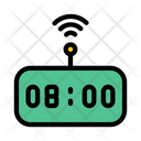 Digital Clock Time Icon