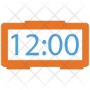 Time Display Clock Icon