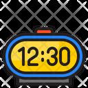 Digital Clock Clock Watch Icon