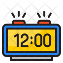 Digital Clock Time Watch Icon