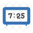 Clock Digital Alarm Icon