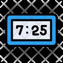Digital Clock Clock Digital Icon