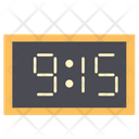 Digital Clock Clock Time Icon