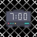 Digital Clock Alarm Clock Timer Icon