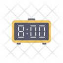 Digital Clock Time Clock Icon