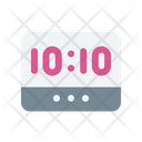 Digital Clock Clock Date Icon