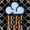 Digital Network Internet Icon