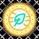 Digital Coin Icon