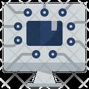 Digital Consumption Icon