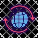 Digital Conversion Icon