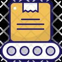 Digital Conveyor Icon