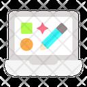 Digital Creative Icon