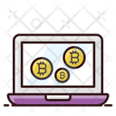 Digital Currencies Bitcoin Cryptocurrency Icon