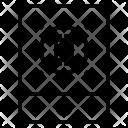Virtual Money Bitcoin Icon