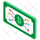 Digital Currency Cryptocurrency Electronic Currency Icon