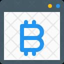 Digital Digital Currency Icon