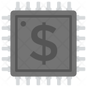 Digital Currency Money Icon