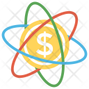 Digital Money Currency Icon